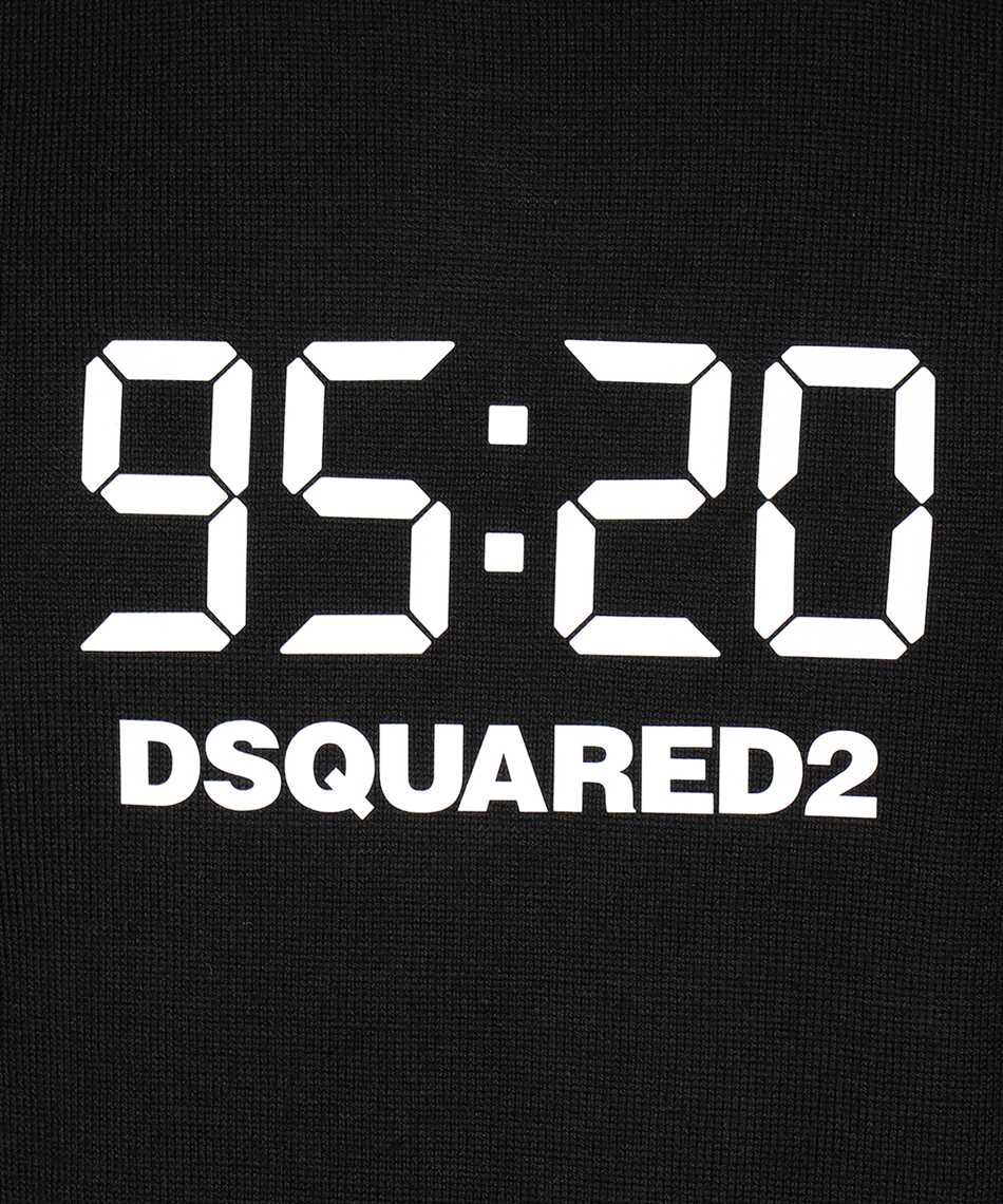 Dsquared2 S78HA0030 S16242 Pulóver 3