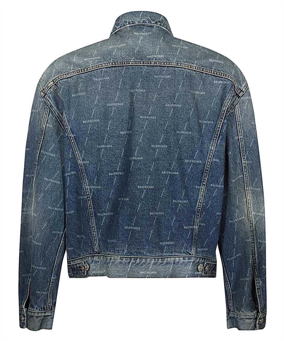 Balenciaga 620731 TJW53 LARGE FIT Jacket 2