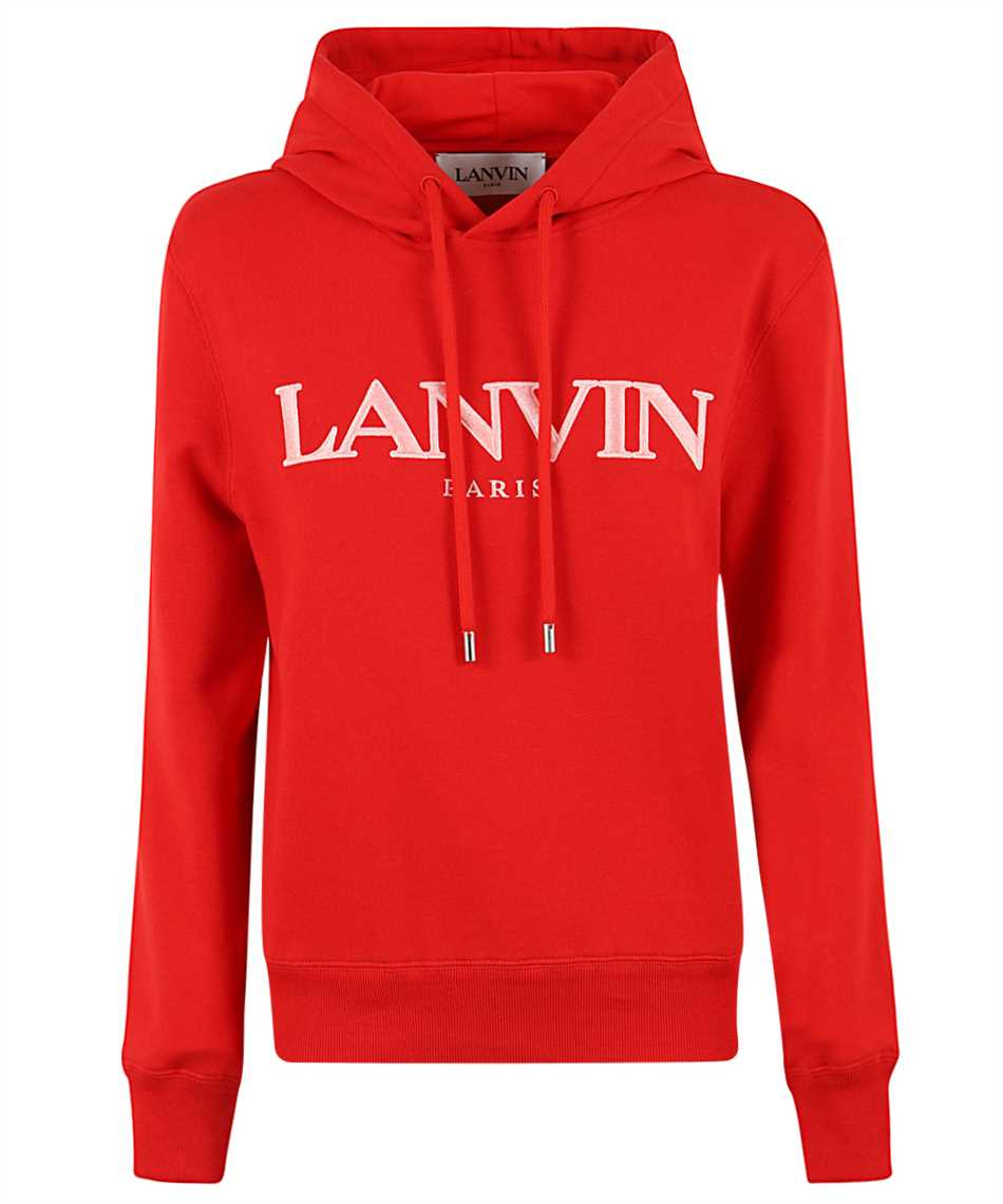 Lanvin RW TO698J JR32 H20 Kapuzen-Sweatshirt 1