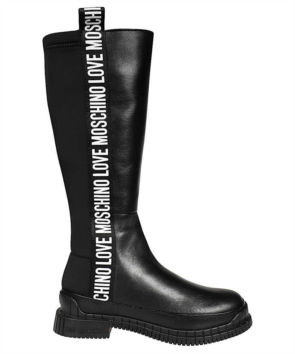Moschino JA26073G0BJA ELASTIC BAND Boots 1