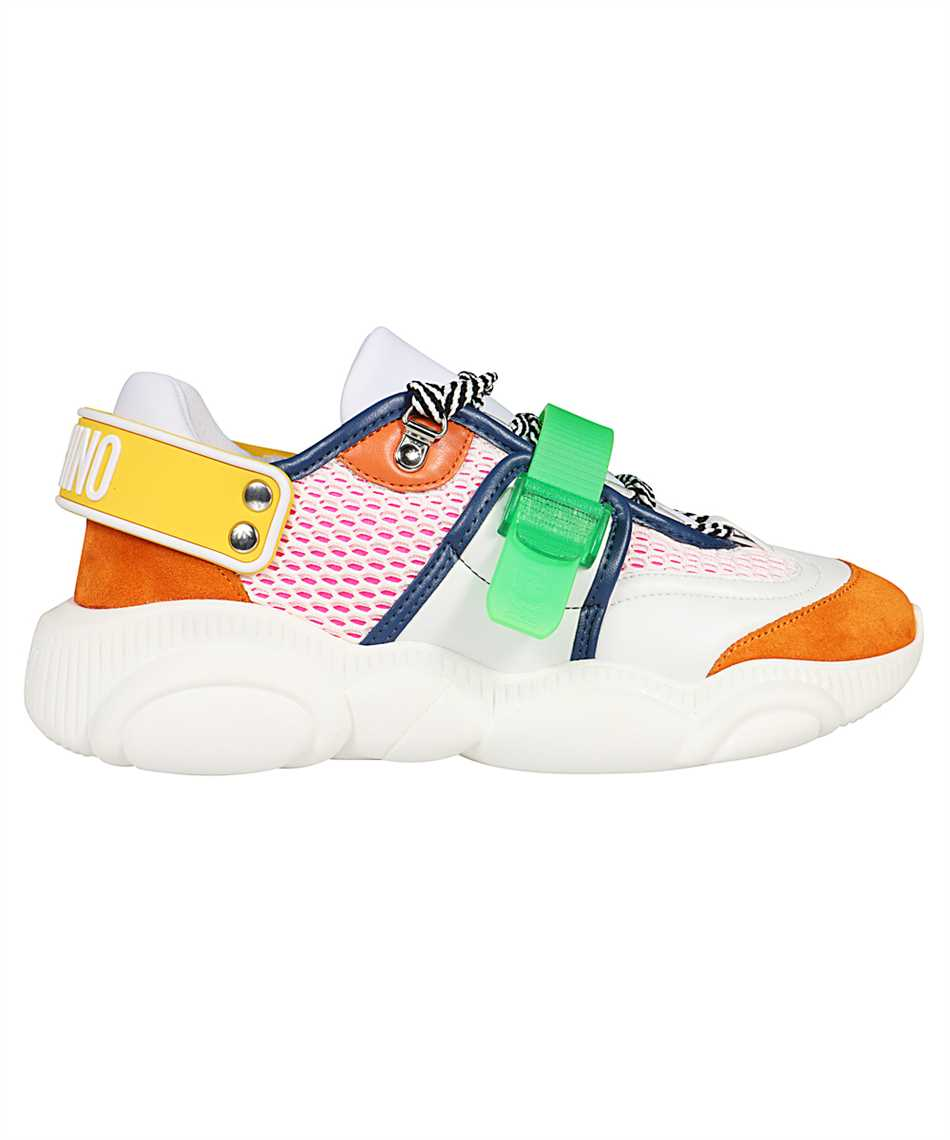 Moschino MA15133G1C MS6 ROLLER SKATES TEDDY Sneakers 1