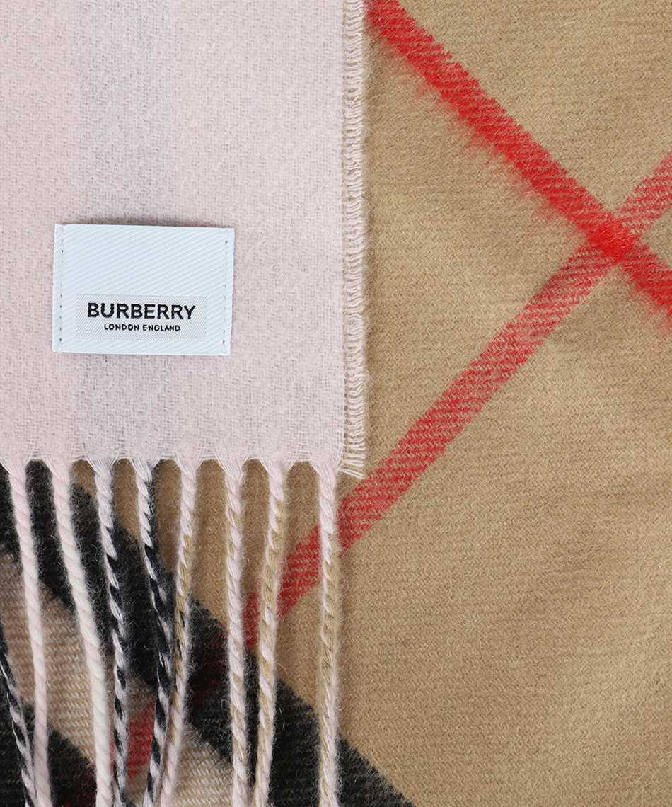 Burberry 8035912 REVERSIBLE CHECK CASHMERE Scarf 3
