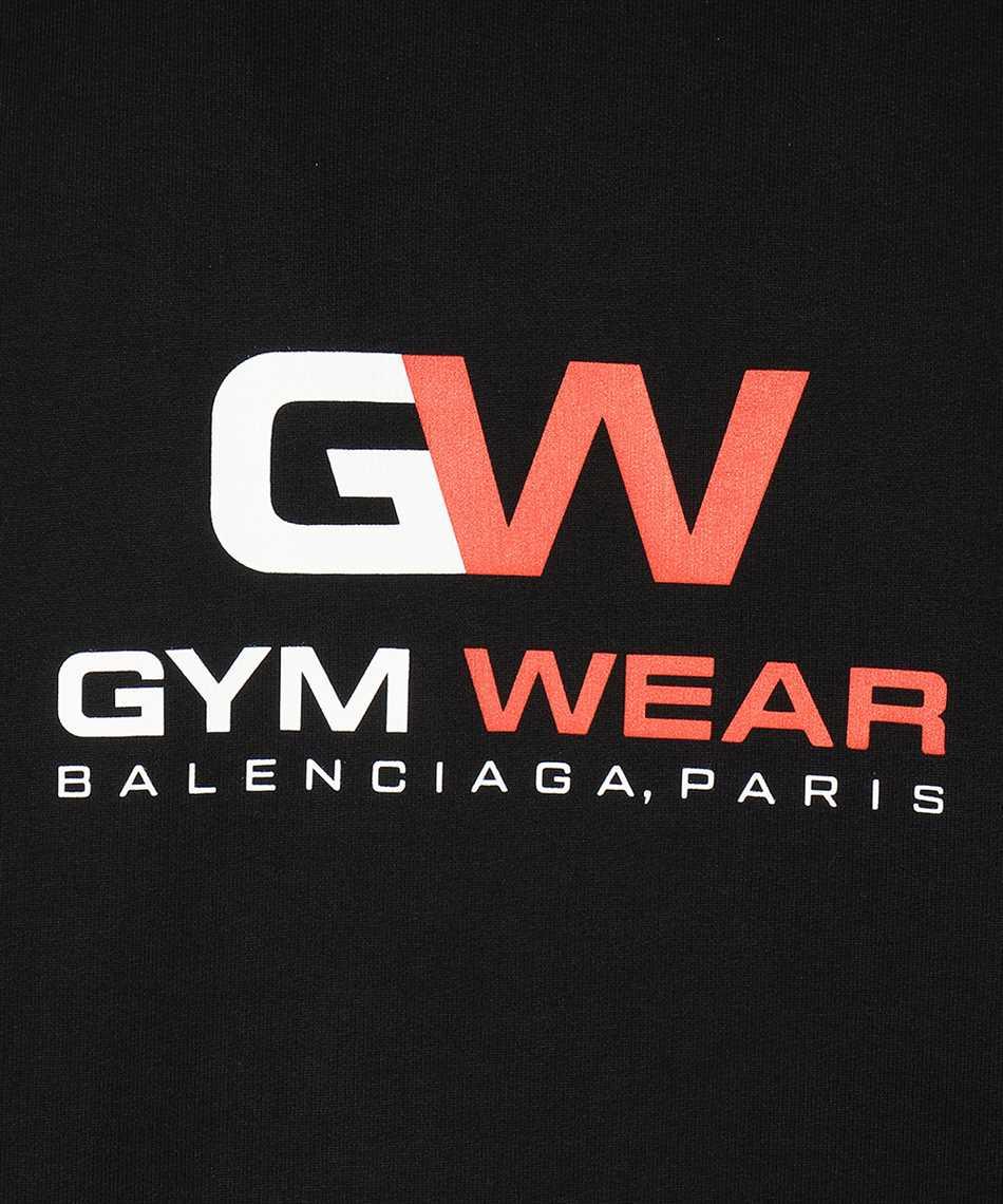 Balenciaga 620973 TIVD4 GYM WEAR LARGE FIT Hoodie 3