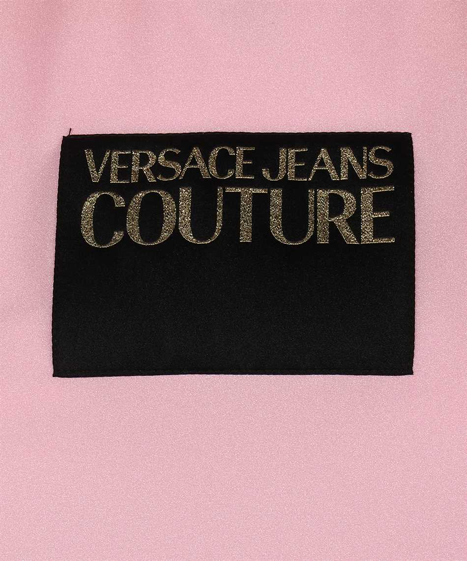 Versace Jeans Couture B2HWA703 04745 SHINY LYCRA T-Shirt 3