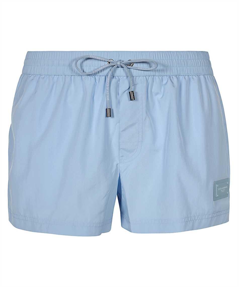Dolce & Gabbana M4B11T FUSFW Swim shorts 1