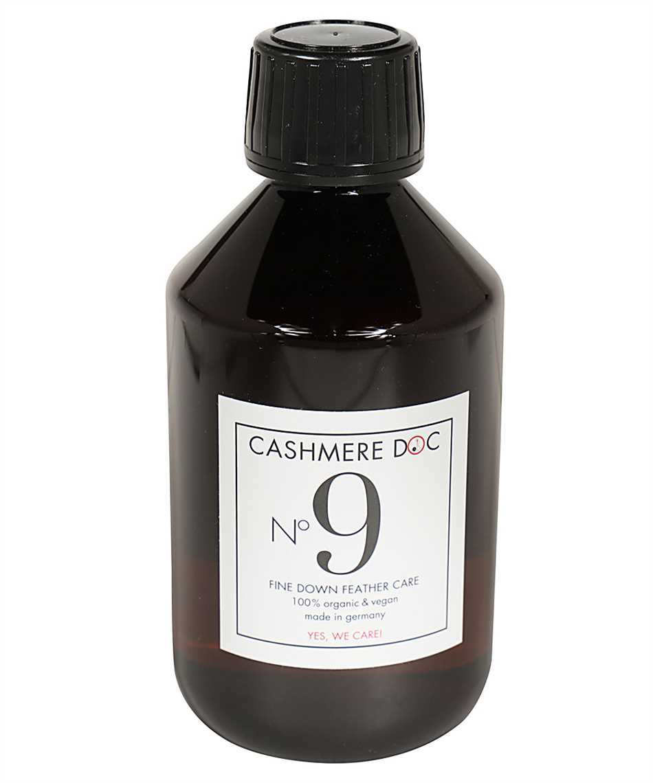 Cashmere Doc N.9 DOWN FEATHER CARE Waschmittel 1