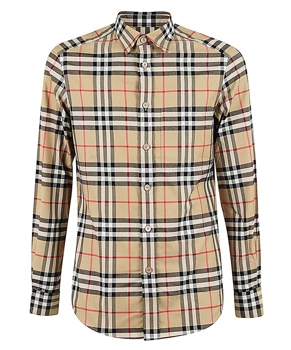 Burberry 8033703 VINTAGE CHECK FLANNEL Hemd 1