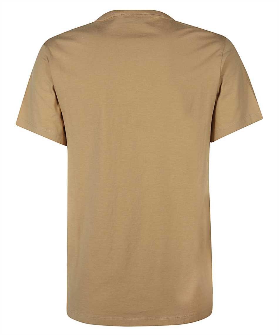 Maison Kitsune GW00125KJ0010 PARISIENNE CLASSIC T-shirt 2