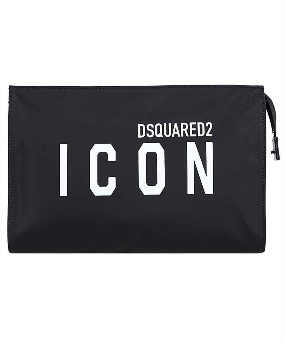 Dsquared2 POM0019 11703199 D2 ICON Dokumentenmappe 1