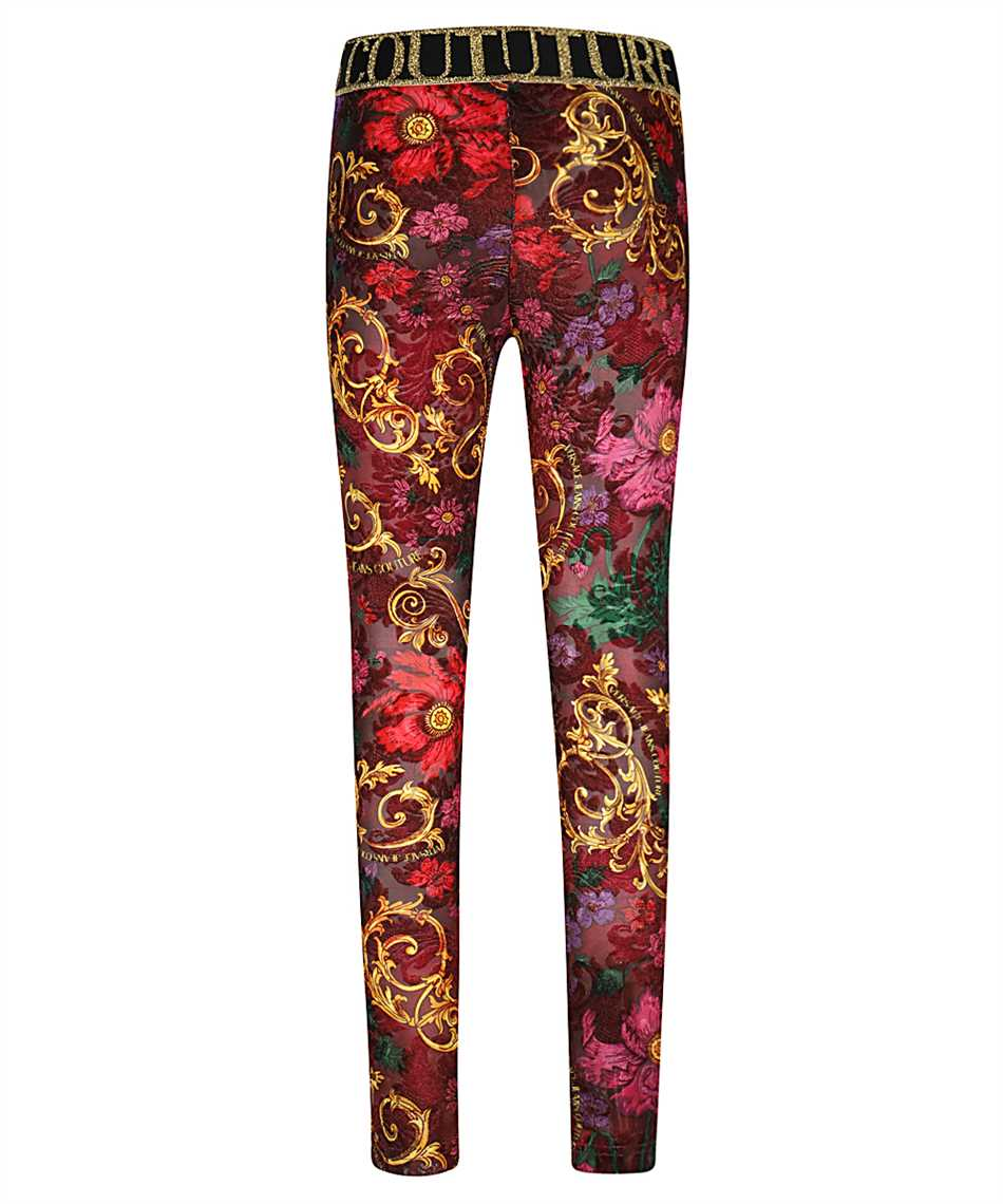 Versace Jeans Couture D5HZB161 S0958 PRINT Nohavice 2