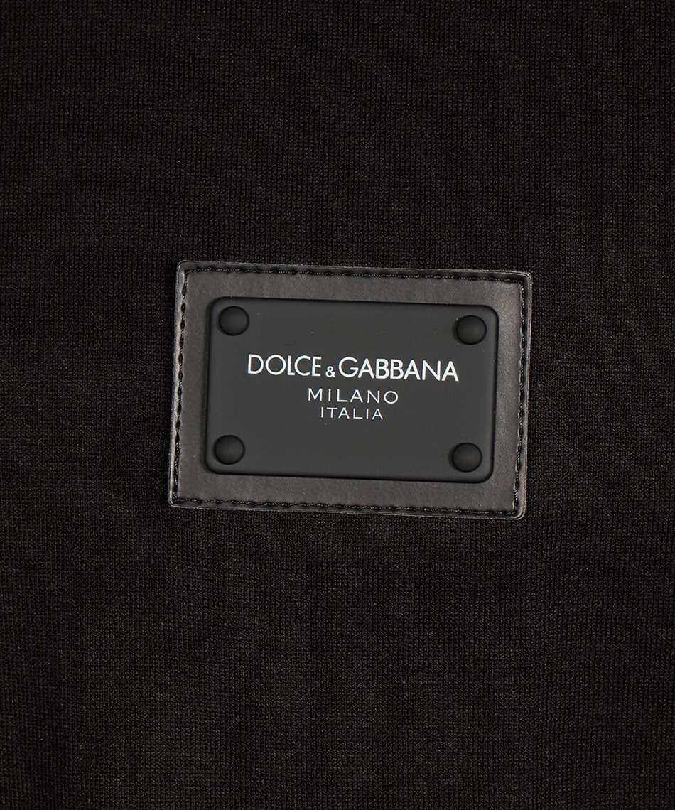 Dolce & Gabbana G8KJ9T FU7EQ LOGOED PLAQUE T-shirt 3