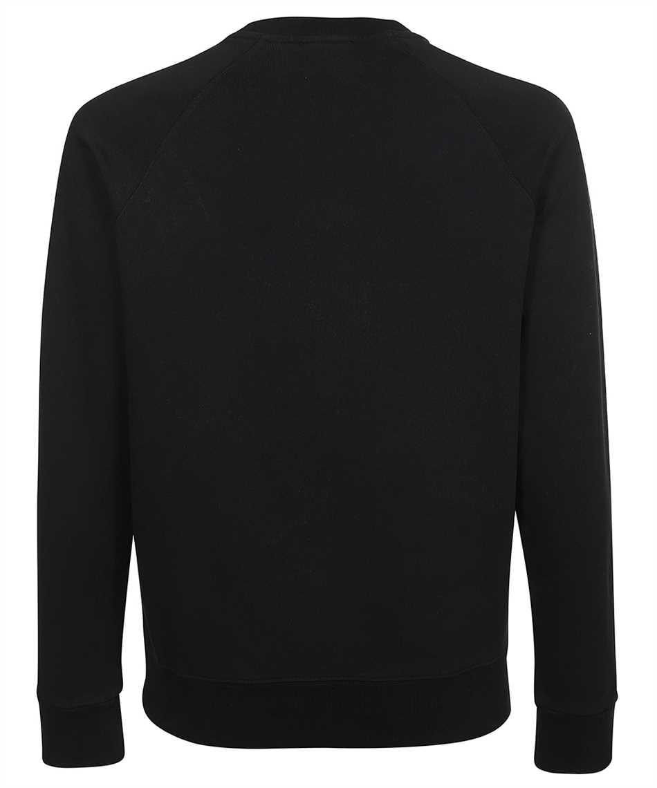 Maison Kitsune HM00319KM0001 TONAL FOX PATCH CLEAN Sweatshirt 2