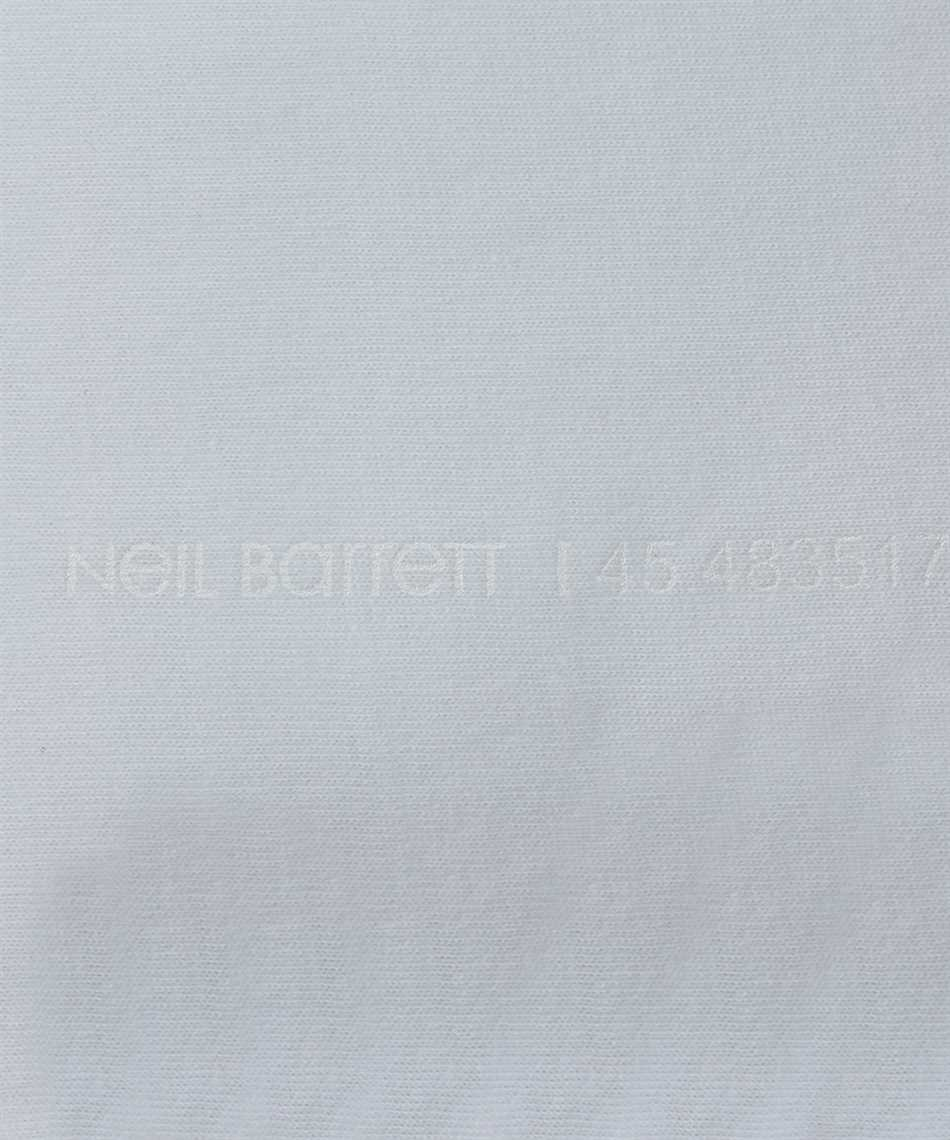 Neil Barrett PBJT930 Q559S TRAVEL 2 PACK T-Shirt 3