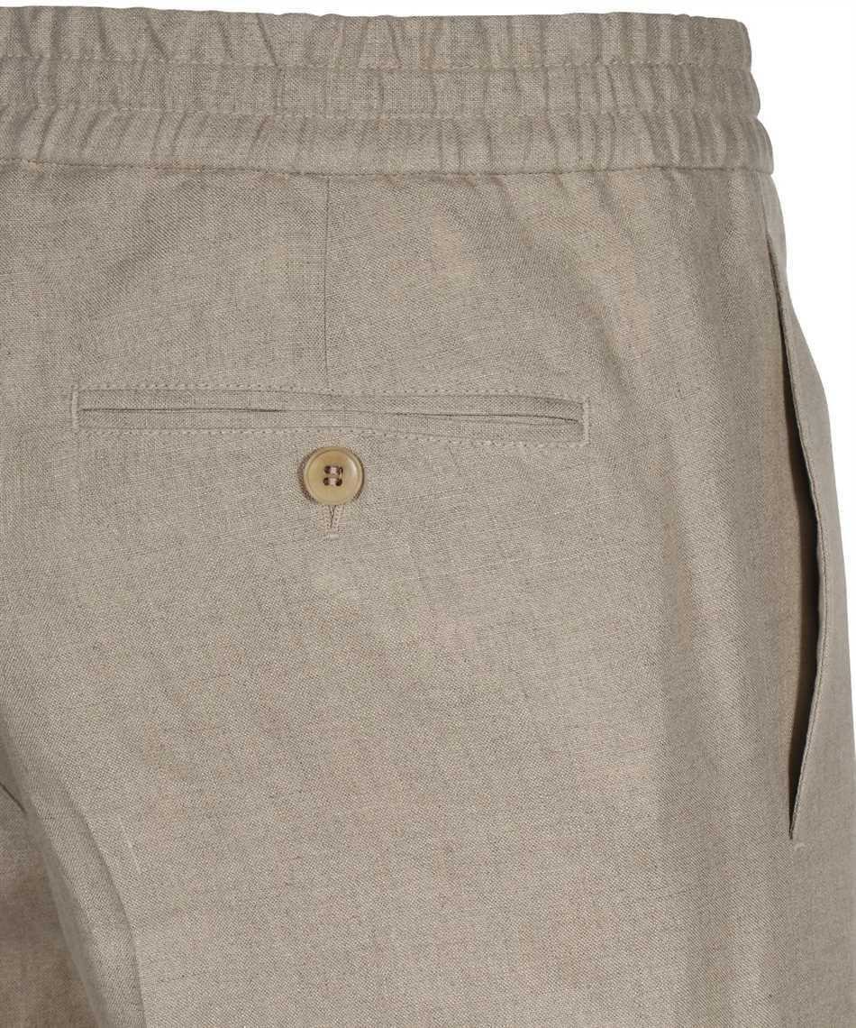 Brioni RPP10L P6114 SYDNEY LINEN TROPICAL Shorts 3