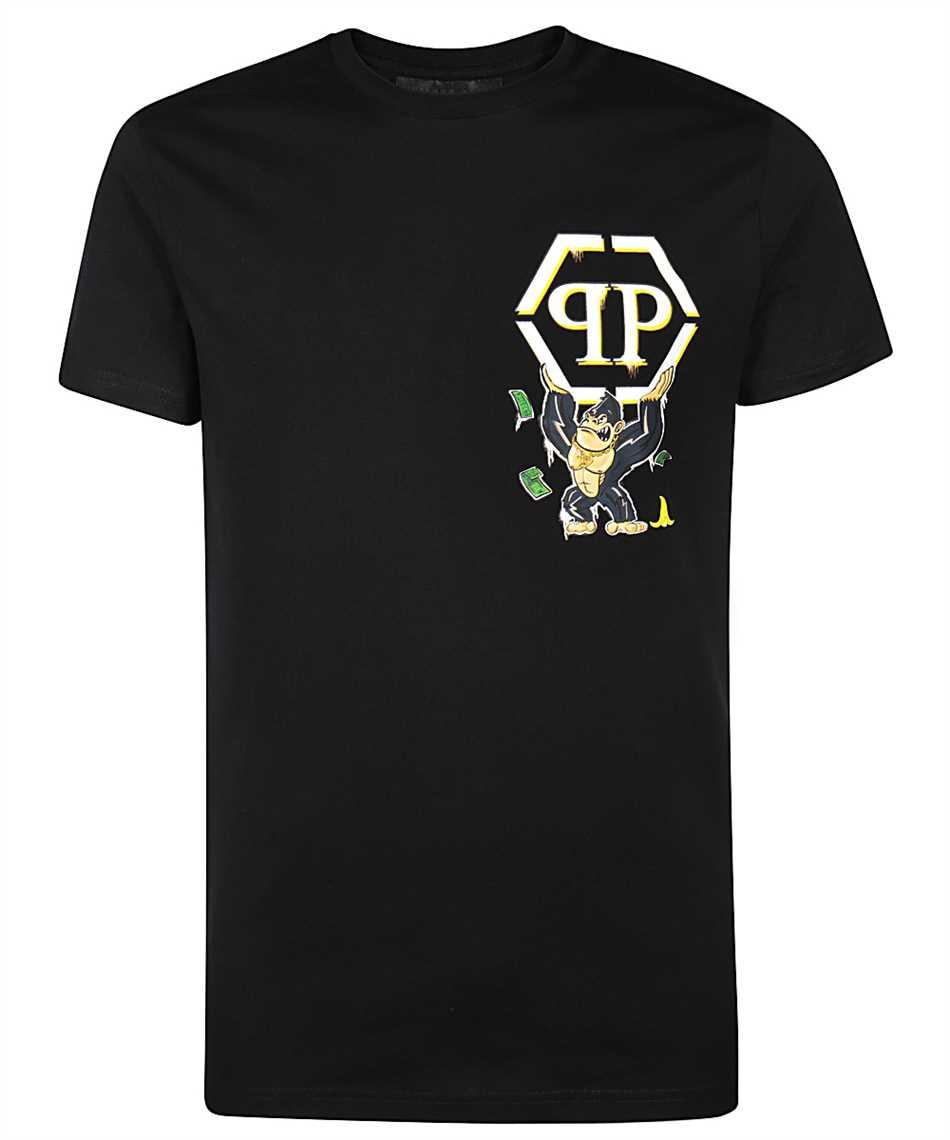 Philipp Plein F20C MTK4557 PJY002N SS KING T-shirt 1