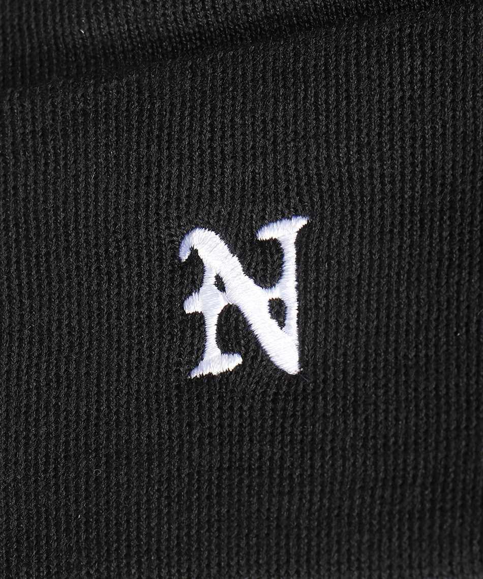 Nahmias NS B BLACK N SMALL LOGO Beanie 3