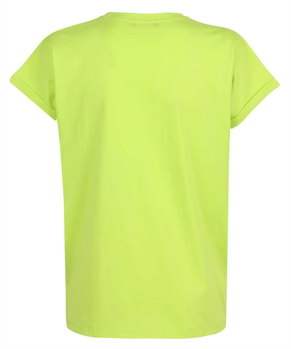 Balmain VF0EF010B035 PRINTED LOGO T-Shirt 2