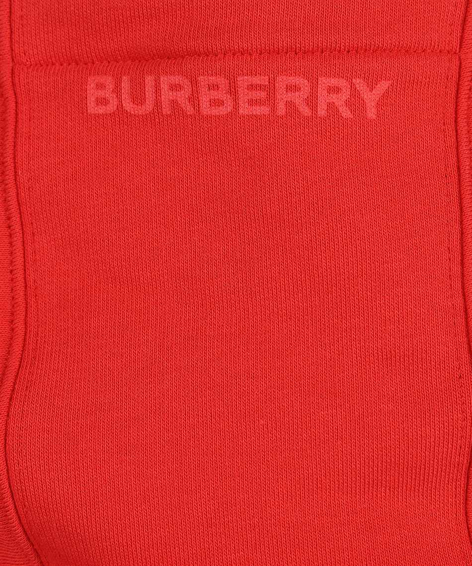 Burberry 8038129 LOVE PRINT COTTON OVERSIZED Hoodie 3