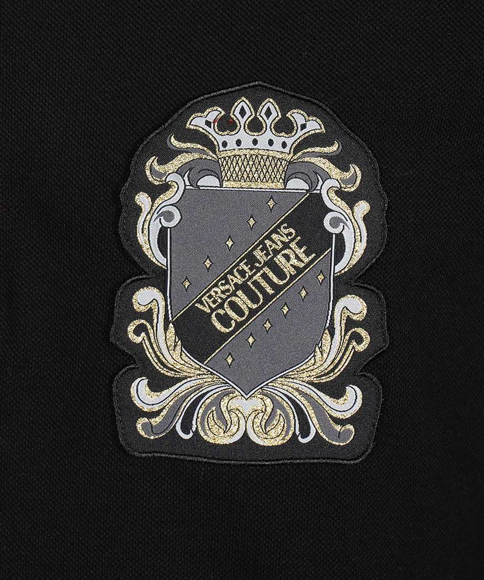 Versace Jeans Couture B3GZB7T6 36571 PATCH SHIELD Polo 3