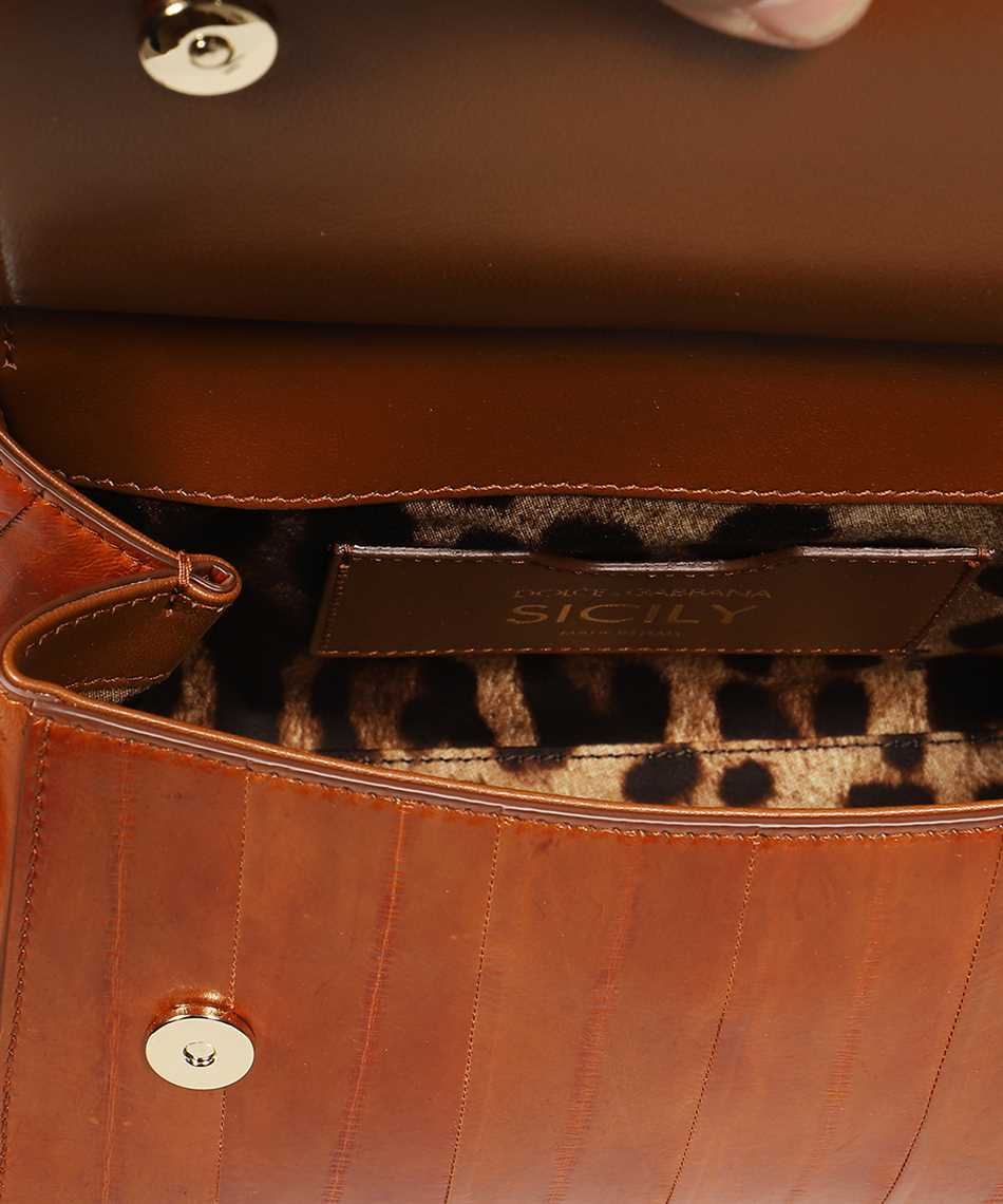 Dolce & Gabbana BB6003 A8M24 SMALL SICILY Tasche 3
