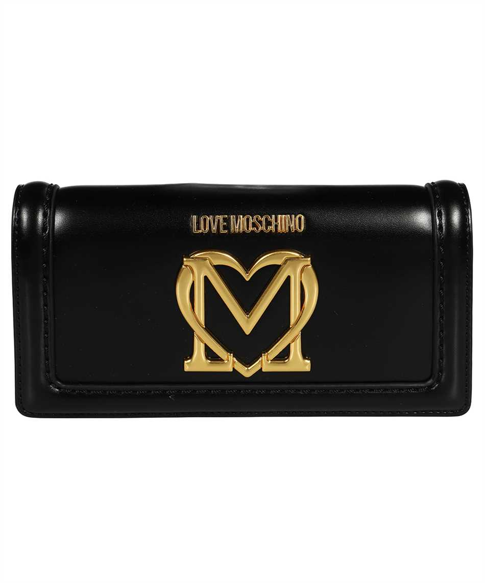 LOVE MOSCHINO JC5637PP0CKK FLAP WITH LOGO Wallet 1