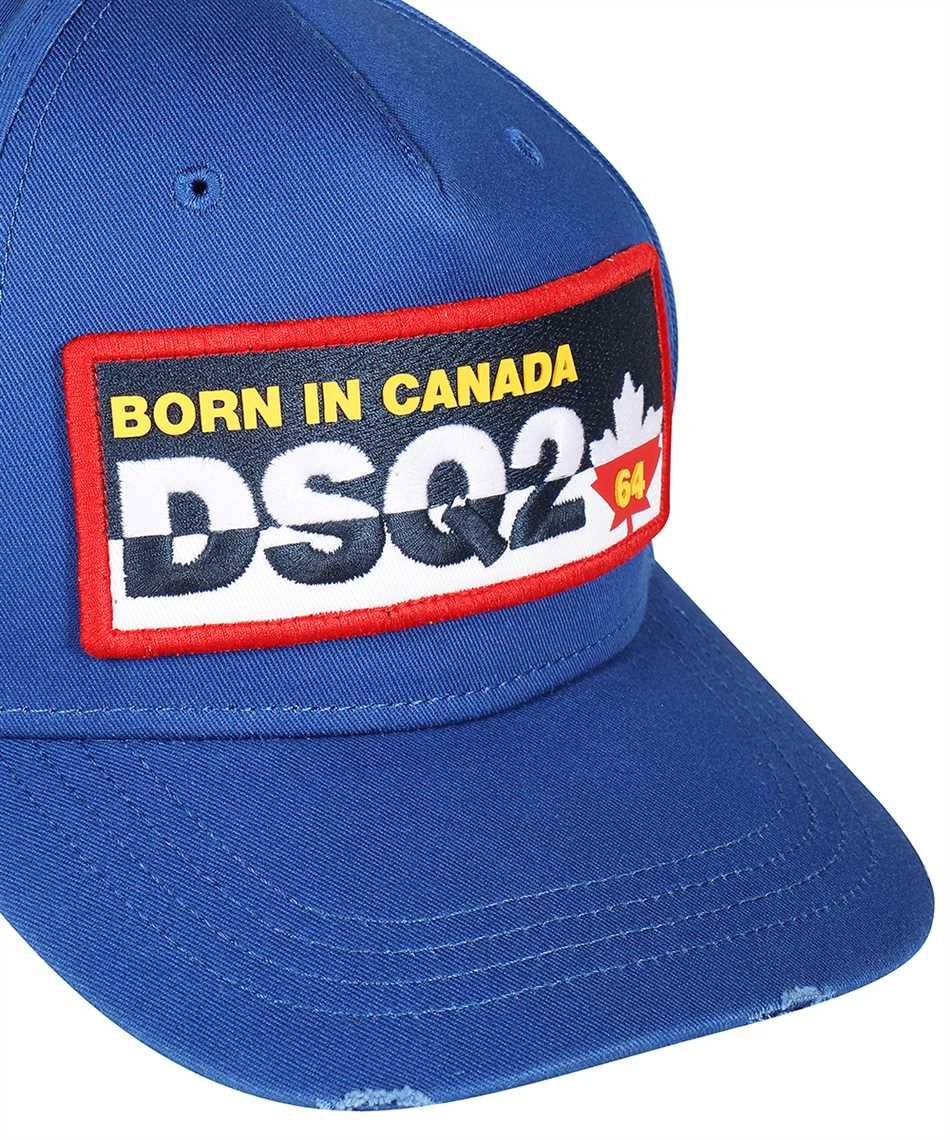 Dsquared2 BCM0356 05C00001 Cap 3