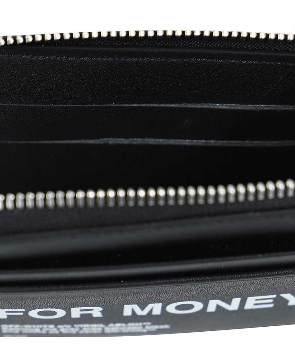 Off-White OMNC021F20LEA001 CHAIN Wallet 3