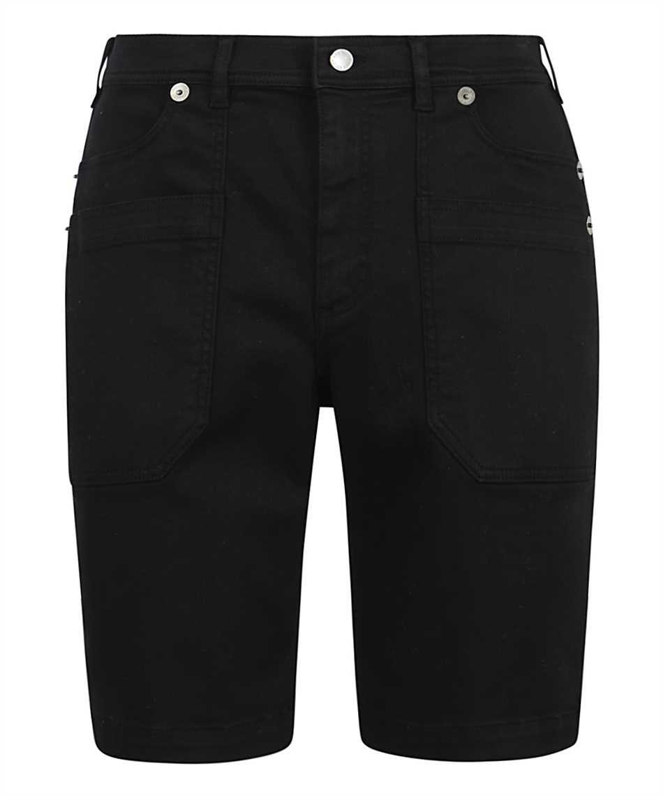 Neil Barrett PBDE326 Q815T EXTRA LOW RISE DENIM Shorts 1