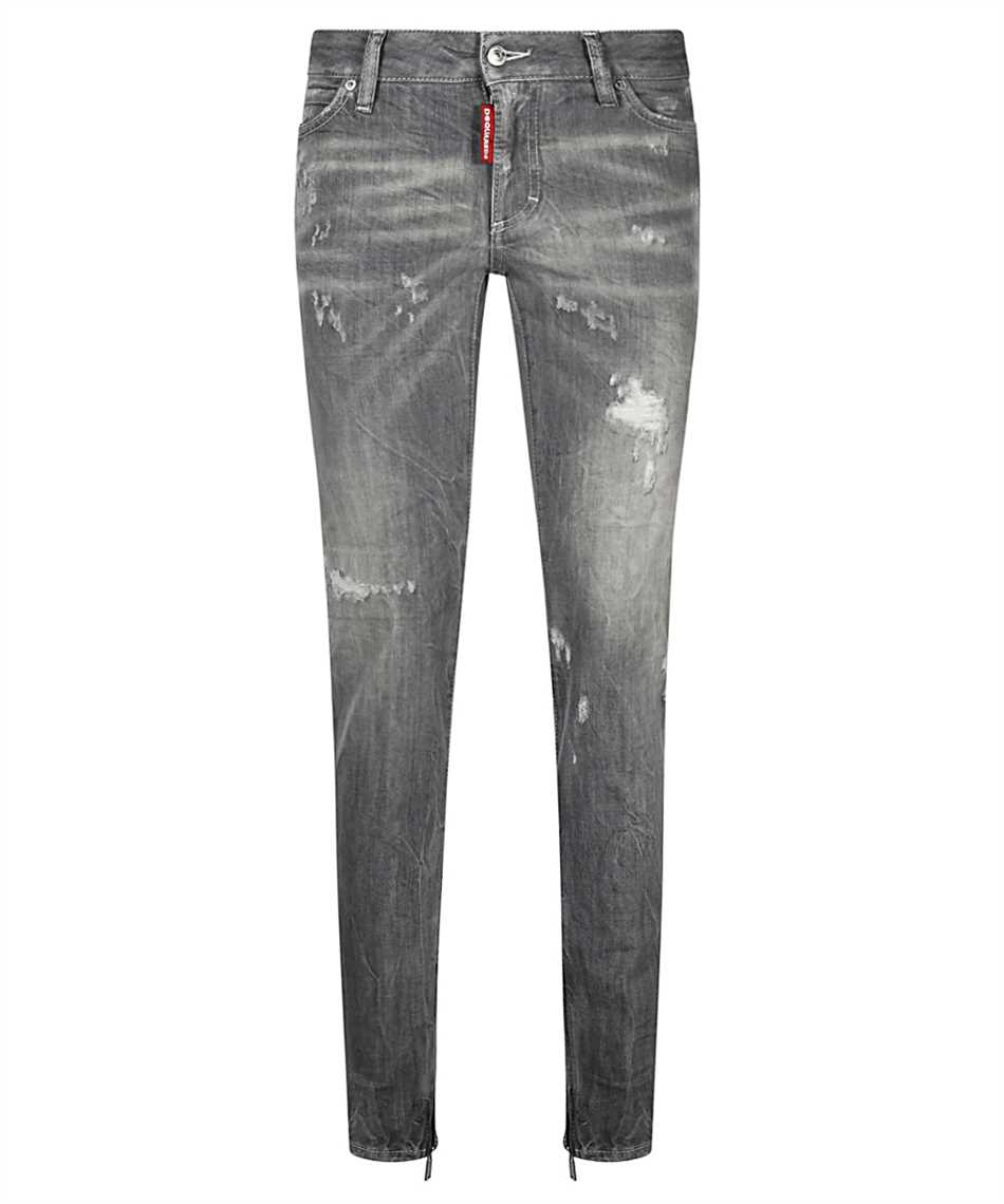 Dsquared2 S75LB0446 S30260 MEDIUM WAIST SKINNY Jeans 1