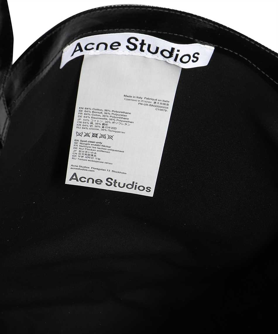 Acne FN UX BAGS000055 OILCLOTH TOTE Taška 3