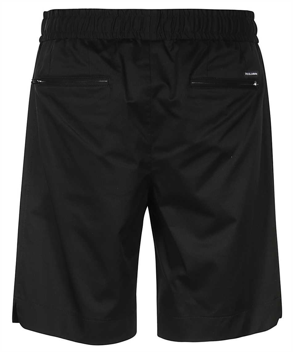 Dolce & Gabbana GWCXAT FUFJR GABARDINA STRETCH Shorts 2