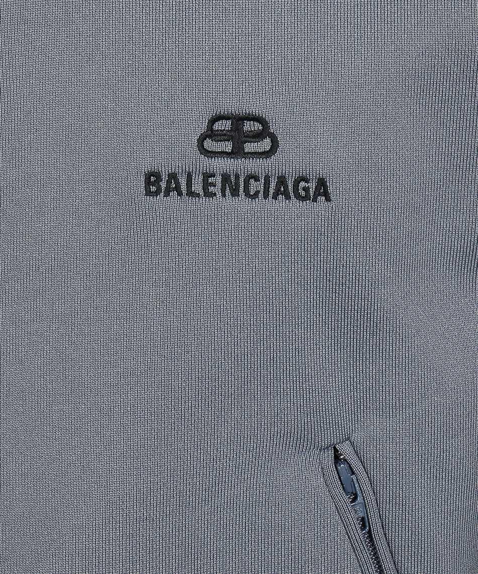 Balenciaga 601727 TGV04 ZIP TRACK Jacket 3