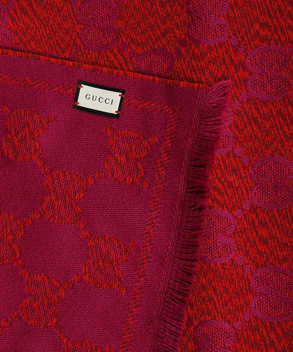 Gucci 627011 3G200 GG Schal 2