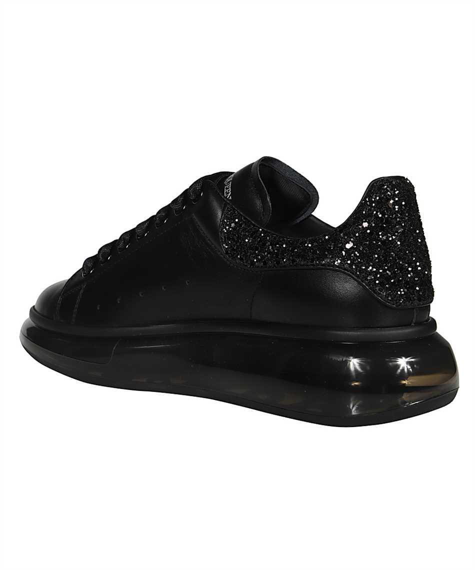 Alexander McQueen 634611 WHRH9 RIVER CALF GLITTER Sneakers 3