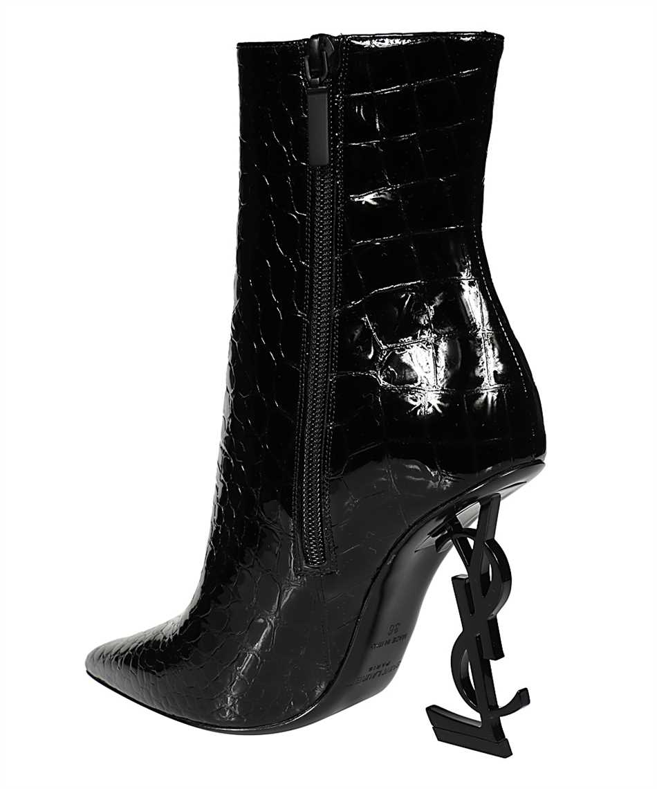 Saint Laurent 639599 10NVV OPYUM Boots 3
