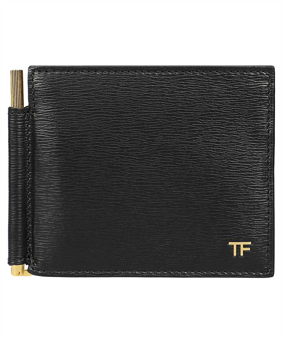 Tom Ford Y0231T LCL053 MONEY CLIP Wallet 1