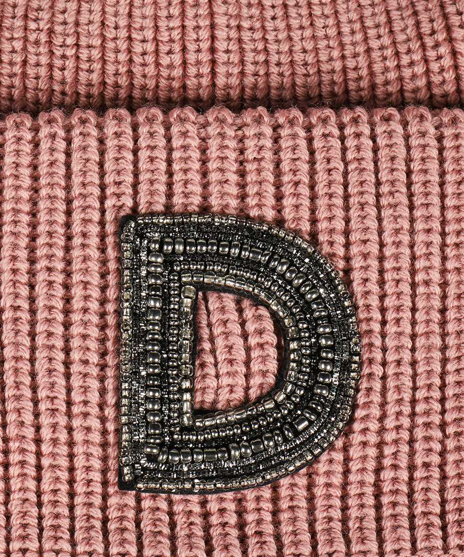 Don Dup WQ088 Y00478D ZI5 EMBROIDERED D Beanie 3