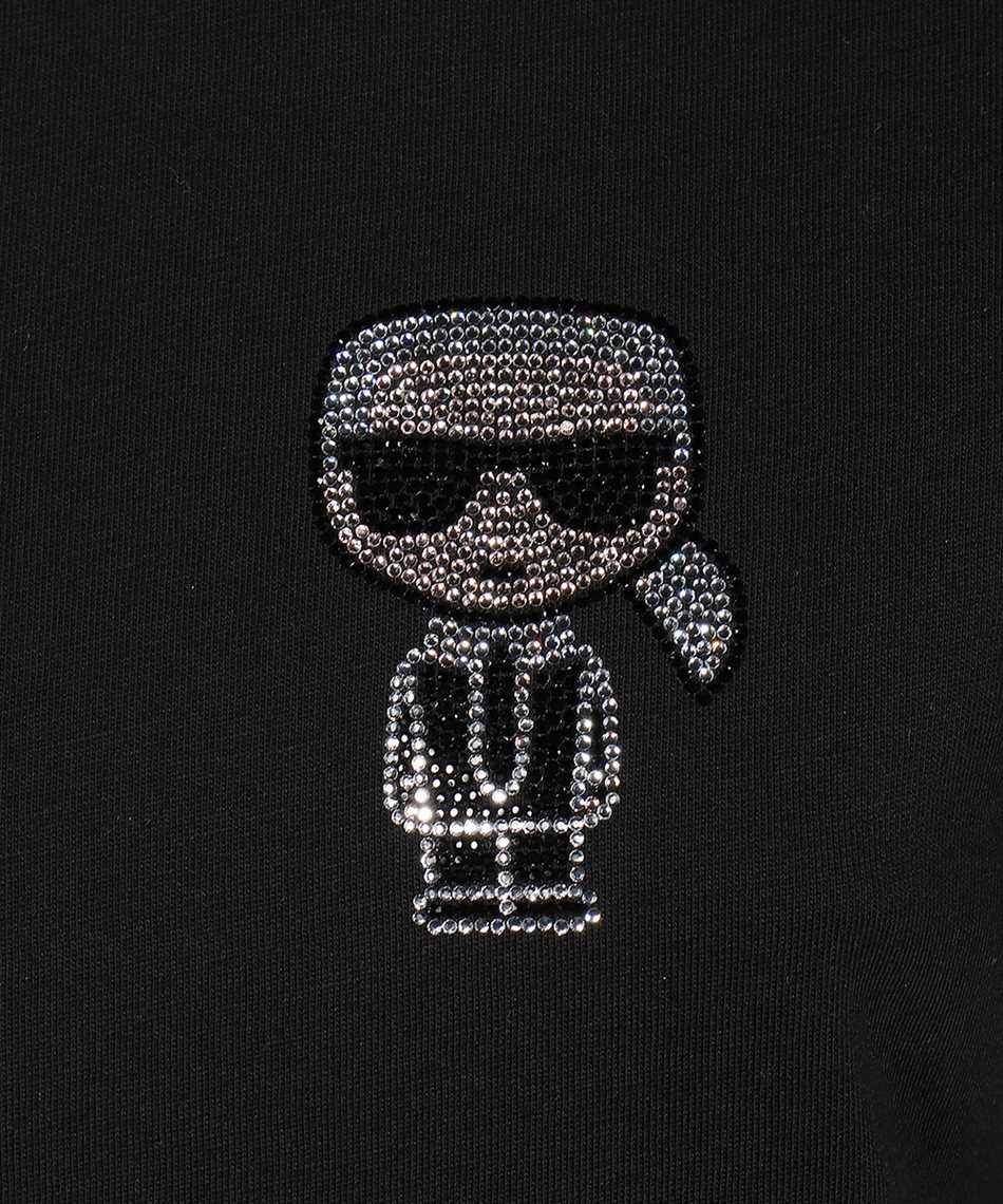 Karl Lagerfeld 206W1713 IKONIK T-shirt 3