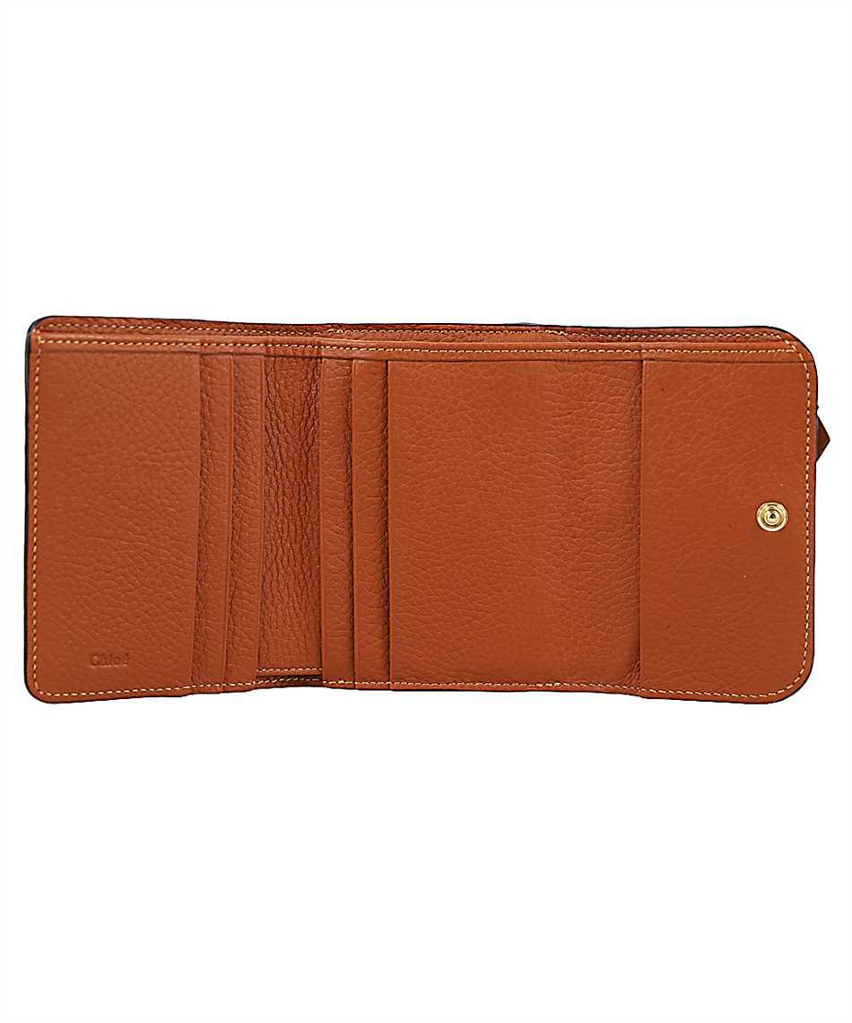 Chloé CHC17UP718H9Q ALPHABET SMALL TRI-FOLD Wallet 3