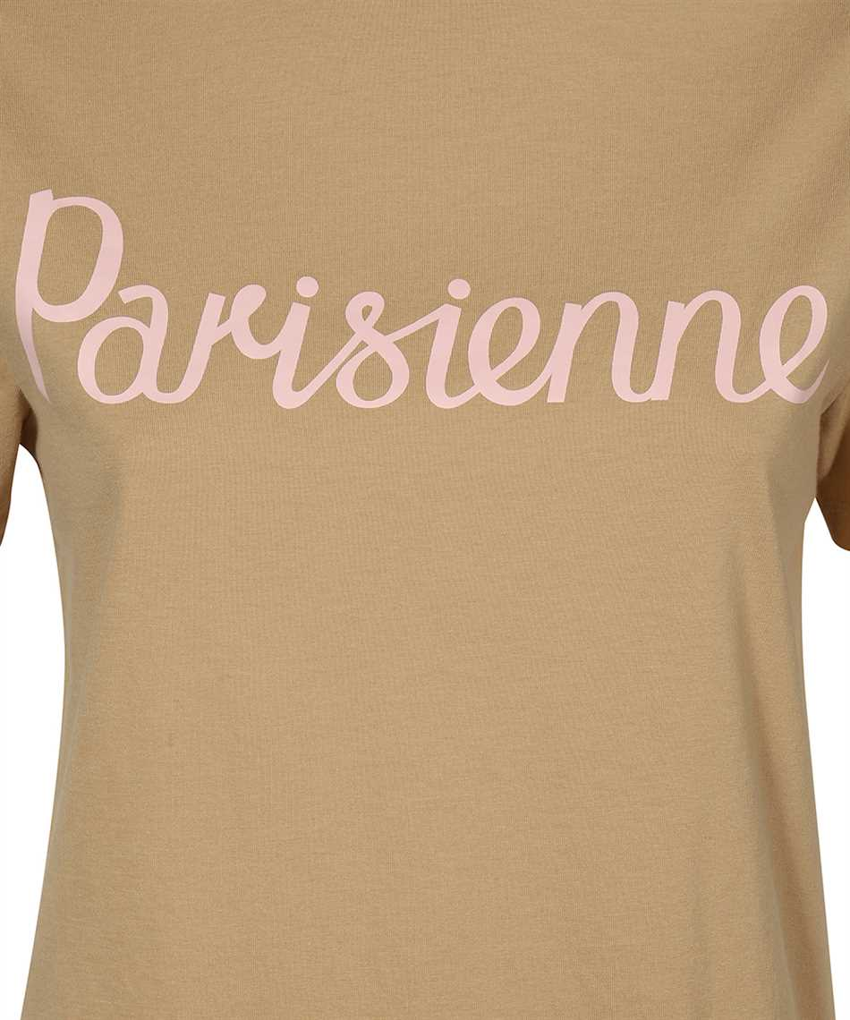 Maison Kitsune GW00125KJ0010 PARISIENNE CLASSIC T-shirt 3