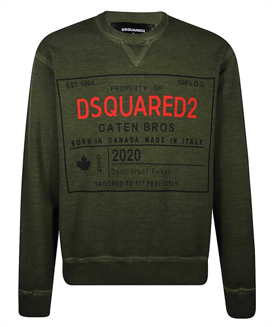 Dsquared2 S71GU0402 S25030 Mikina 1