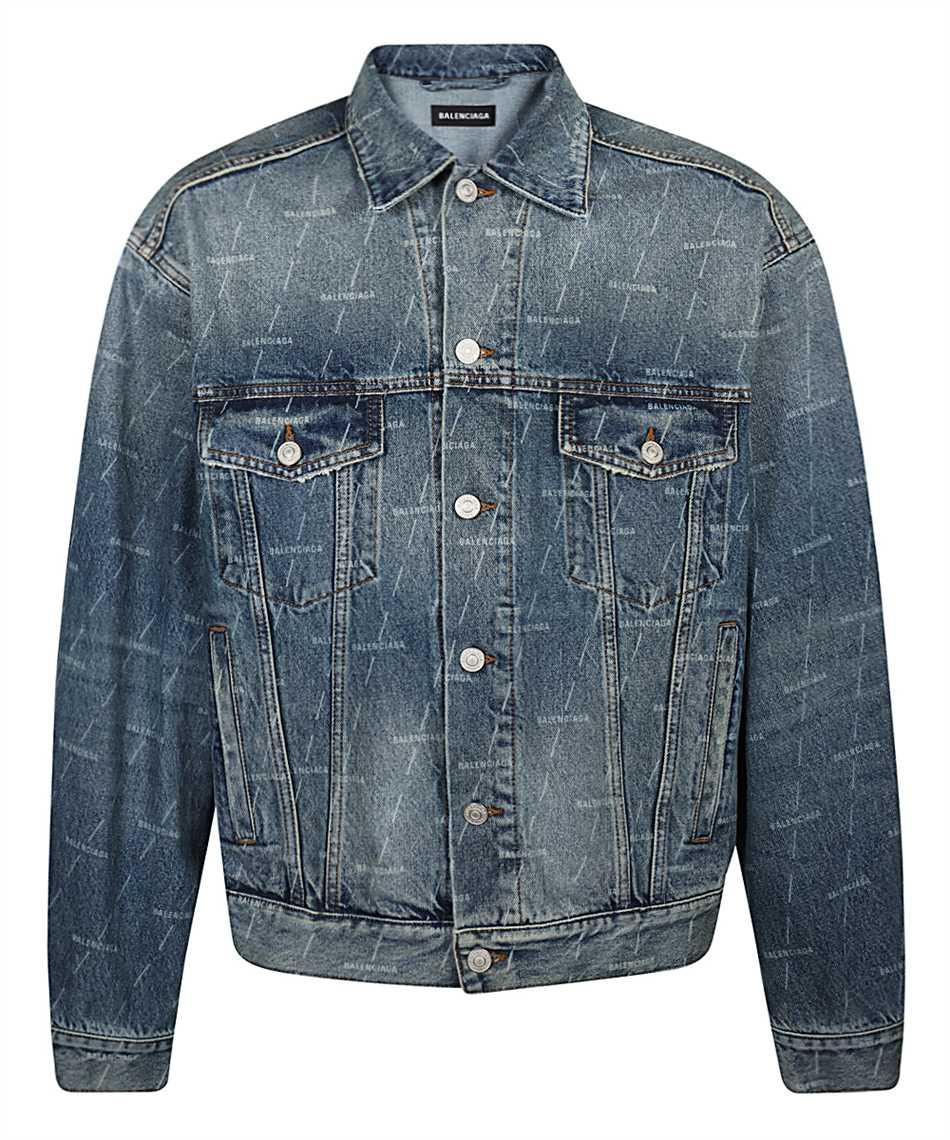 Balenciaga 620731 TJW53 LARGE FIT Jacket 1