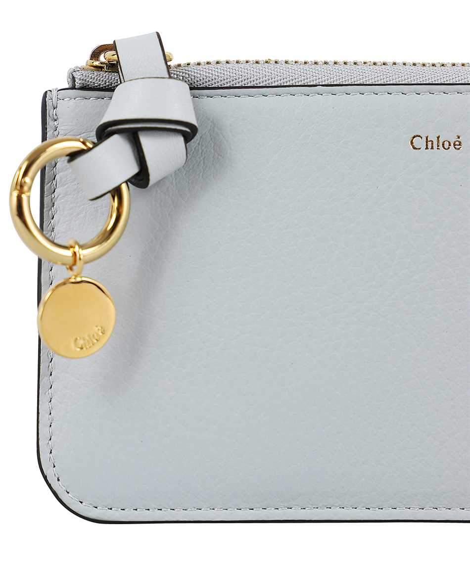 Chloé CHC19WP016H9Q ALPHABET Peňaženka 3