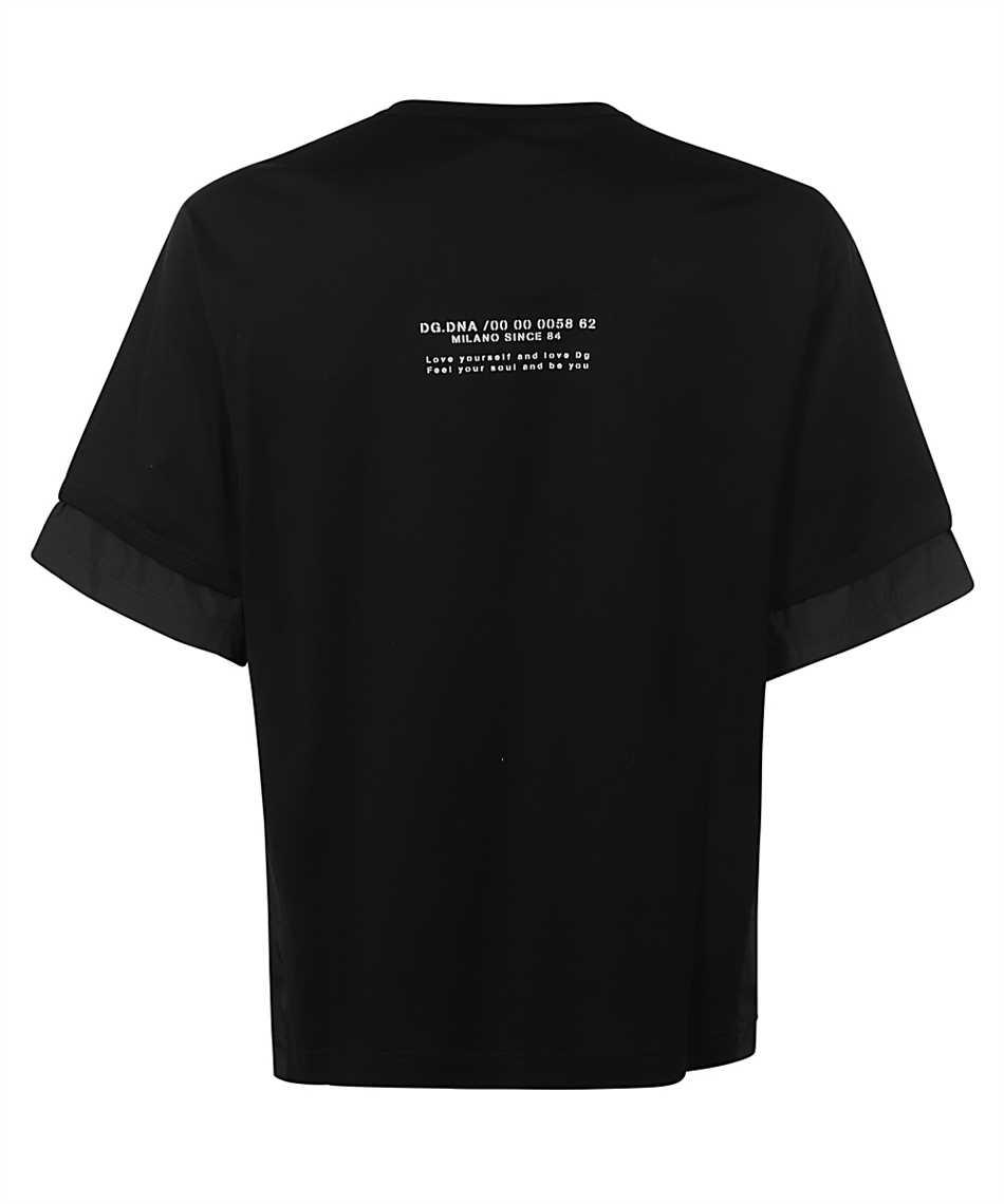 Dolce & Gabbana G8MV0Z G7YJR CAMOUFLAGE-PRINT POCKET T-shirt 2
