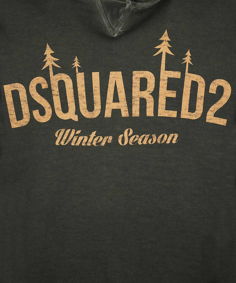 Dsquared2 S71GU0401 S25030 WINTER SEASON Hoodie 3