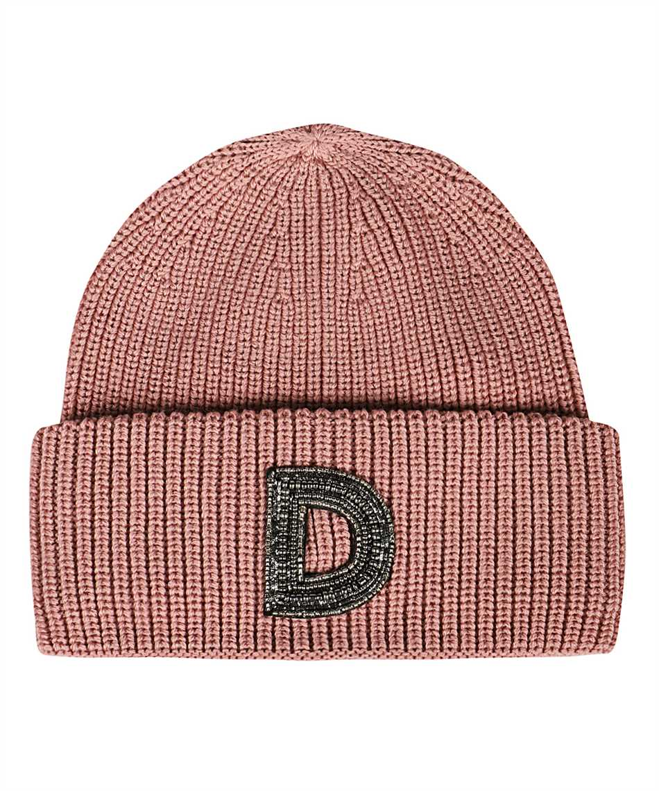 Don Dup WQ088 Y00478D ZI5 EMBROIDERED D Beanie 1