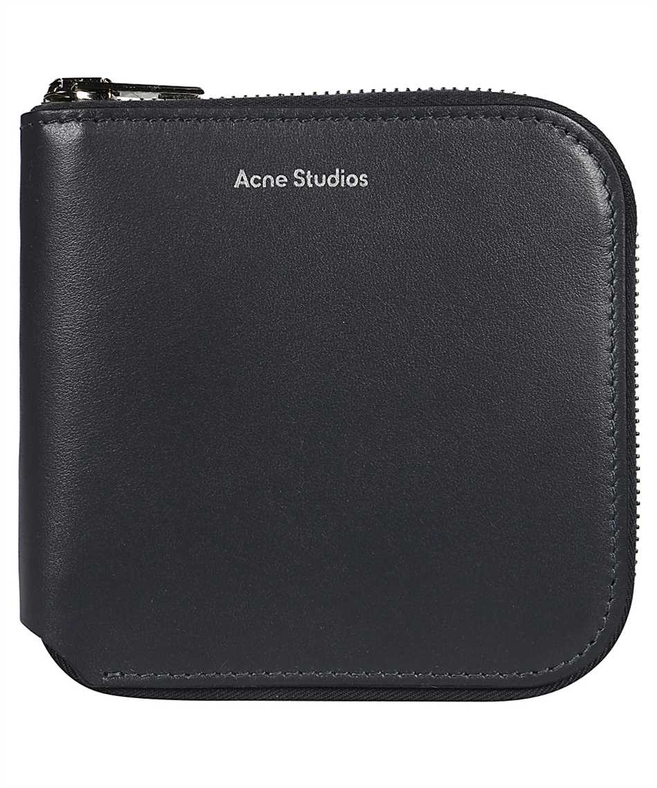 Acne FN UX SLGS000115 ZIPPERED Geldbörse 1