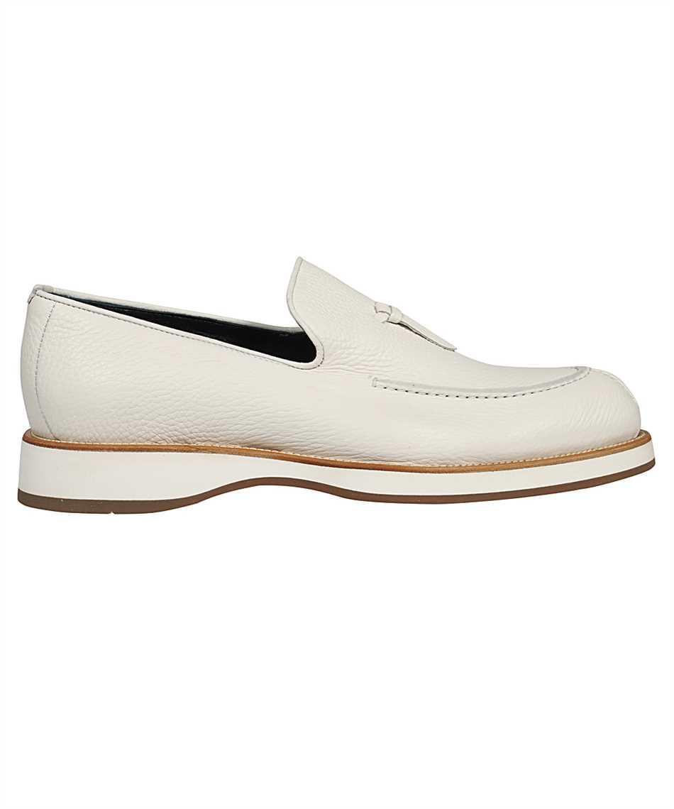 Brioni QFDI0L P7731 LUKAS CASUAL ALMOND Schuhe 1