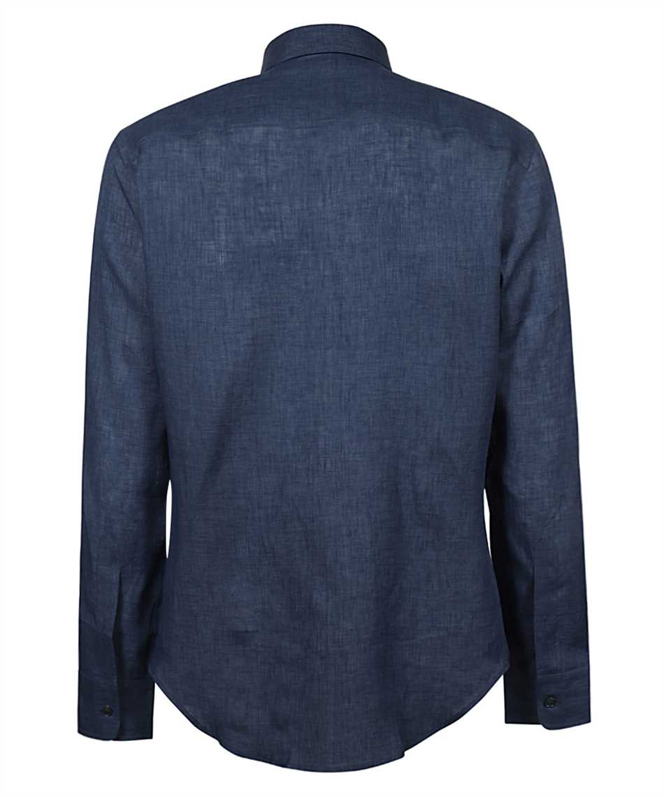 Brioni SCCA0L P9111 LONG SLEEVE FIT Hemd 2