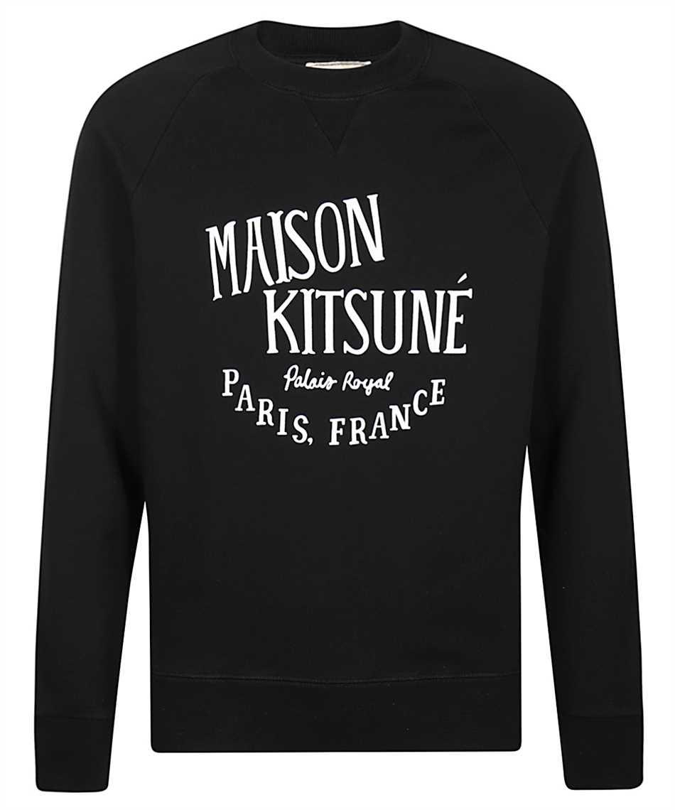 Maison Kitsune AM00300KM0001 PALAIS ROYAL CLASSIC Mikina 1